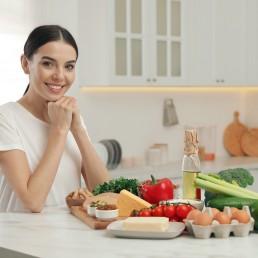 Mikrobiom jelitowy a dieta wysokobiałkowa